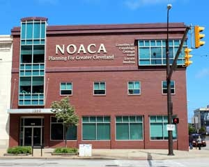 NOACA Office Building
