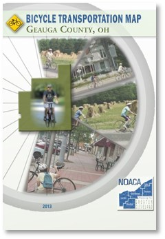 Geauga County Bike Map