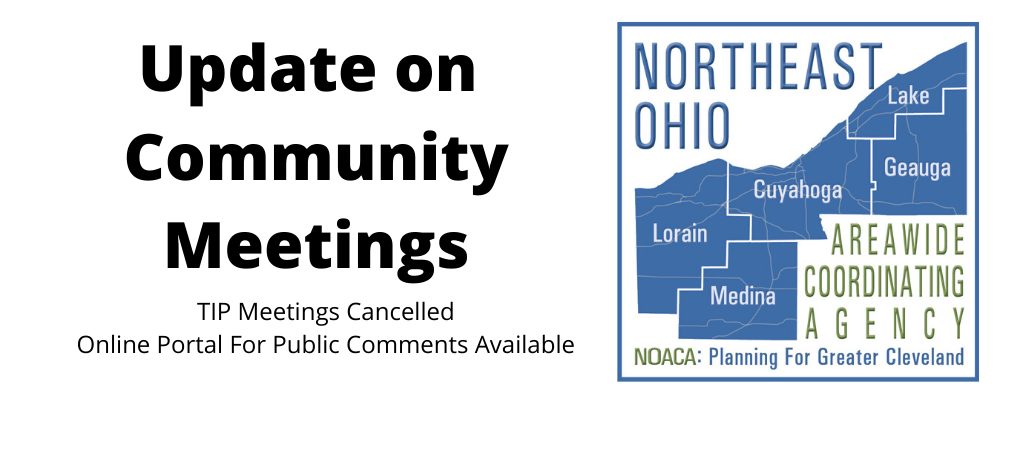 Update on Community Meetings